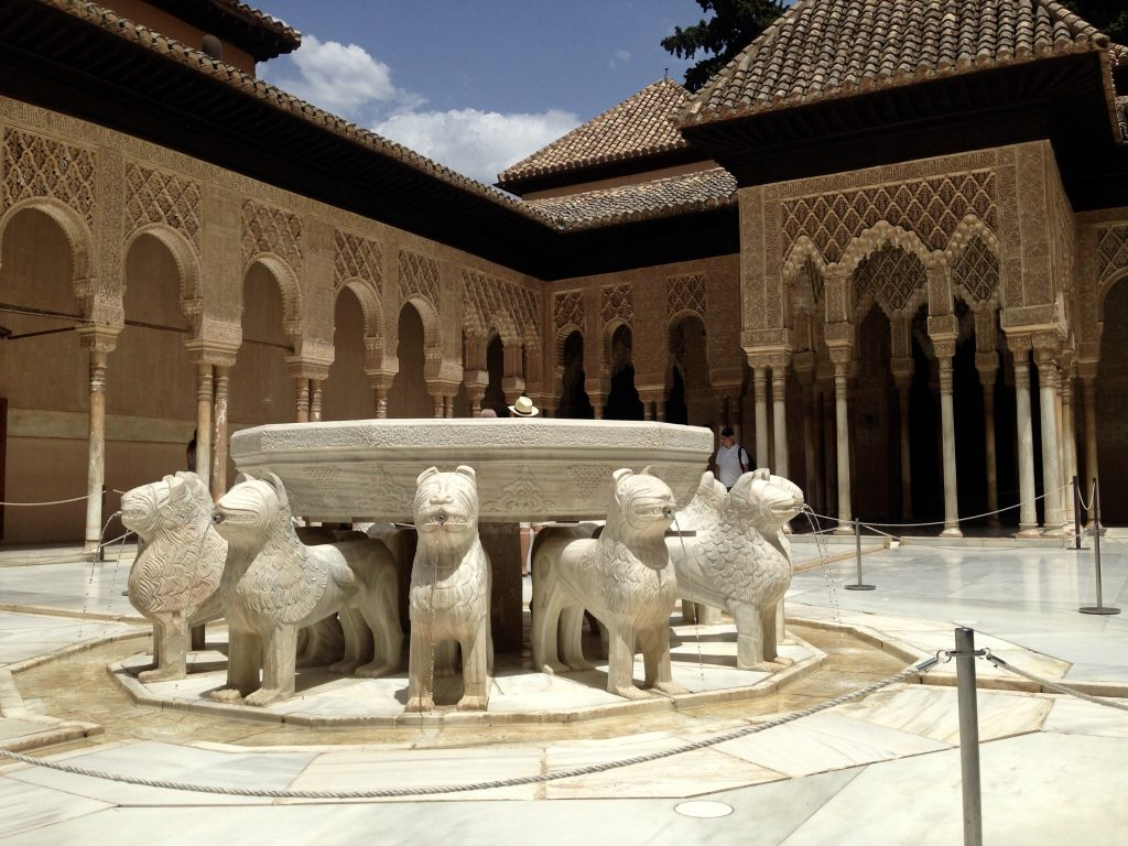 Alhambra Andalusia